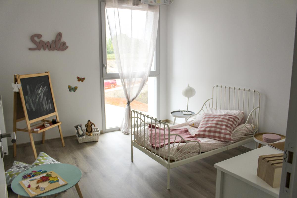 Venez découvrir notre appartement T4 décoré du Mikado